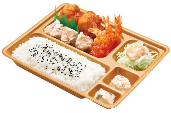 中華弁当の画像